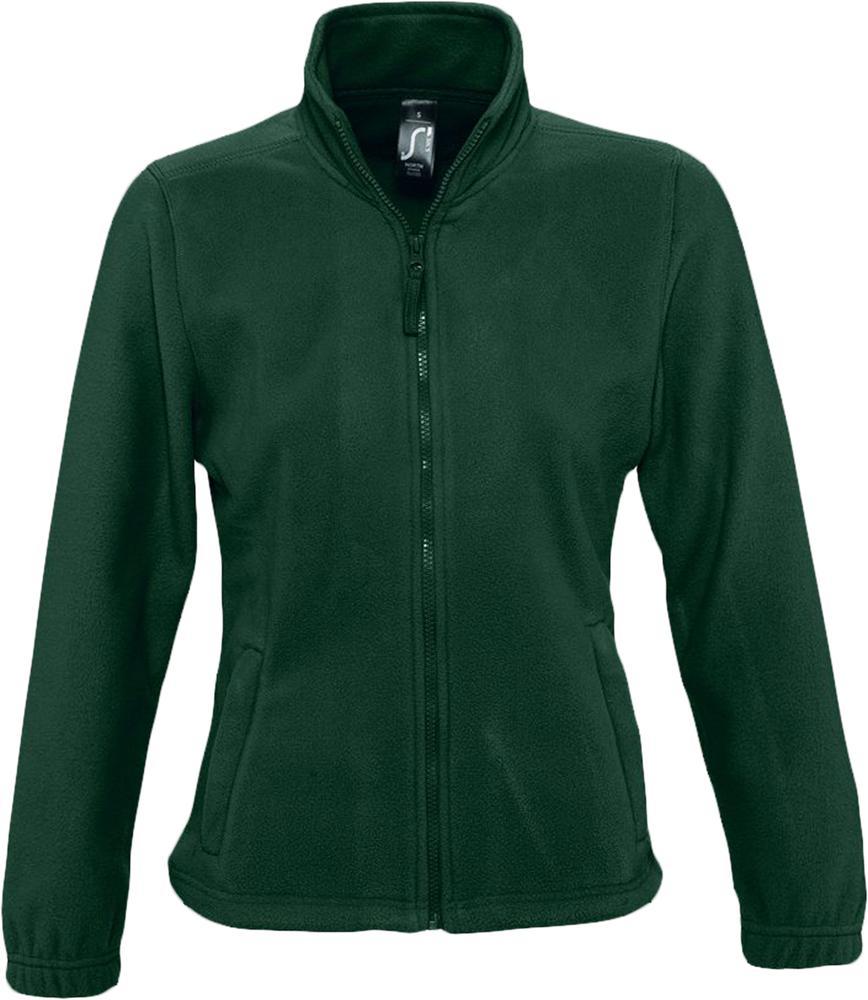Куртка женская North Women, зеленая