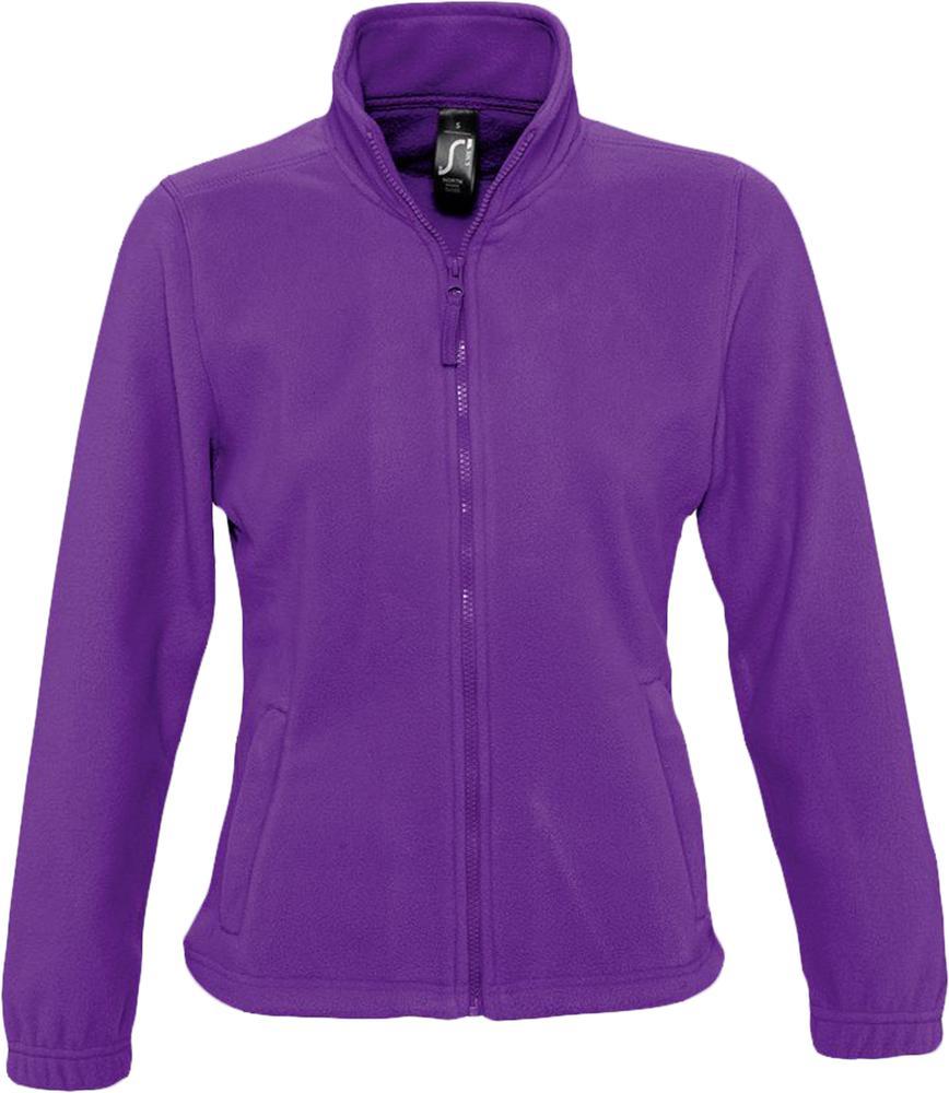 Куртка женская North Women, фиолетовая