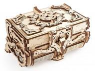 3D-ПАЗЛ UGEARS «Антикварная шкатулка»