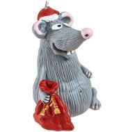 Свеча Santa Mouse