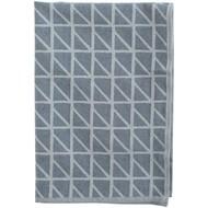 Кухонное полотенце Twist, темно-синее
