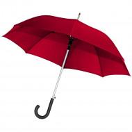 Зонт-трость Alu AC, красный