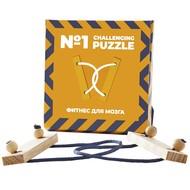 Головоломка Challenging Puzzle Wood, модель 1