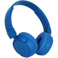 Беспроводные наушники JBL T450BT, синие