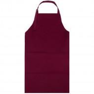 Фартук Delica ver.2, бордовый