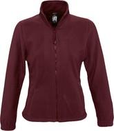 Куртка женская North Women, бордовая
