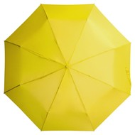 Зонт складной Unit Basic, желтый