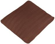 Подушка Comfort, темно-коричневая (кофейная)