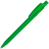 TWIN, ручка шариковая, ярко-зеленый, пластик