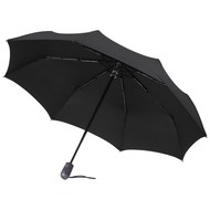 Зонт складной E.200, черный