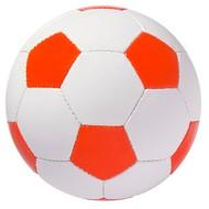 Мяч футбольный Street, бело-красный