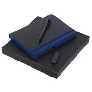 Набор Black Memory, черно-синий