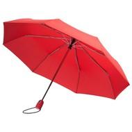 Зонт складной AOC, красный