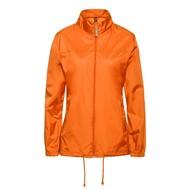 Ветровка женская Sirocco оранжевая